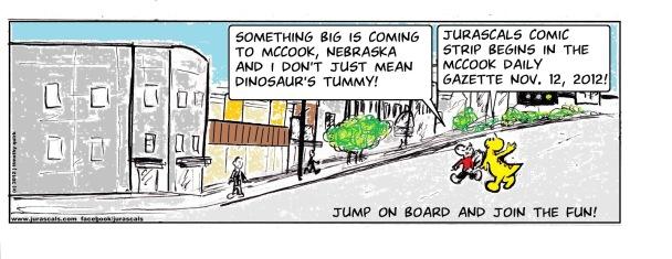 first nebraska strip